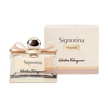 Parfum Original Signorina Salvatore Eleganza Edp 5 Ml Miniatur100 Or Jual Salvatore Ferragamo Signorina Edp Parfum Wanita 100