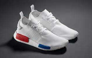 Adidas Originals Nmd R1 Runner Primeknit Consortium Zapatos Para Correr Gris Negro Zapatos P 653 by Adidas Nmd Uae Price