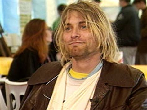 kurt cobain looked grungy but by all accounts he smelled