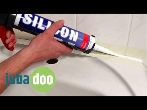 Acryl Polieren Hausmittel by Silikonfugen Ziehen Leicht Gemacht Funnydog Tv