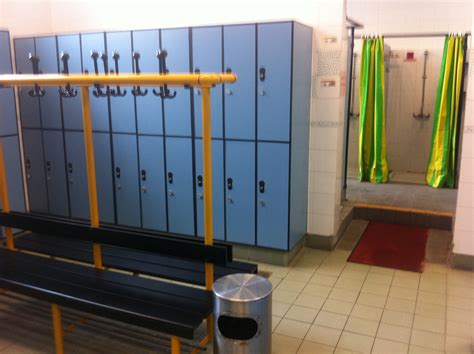 Changing Room by