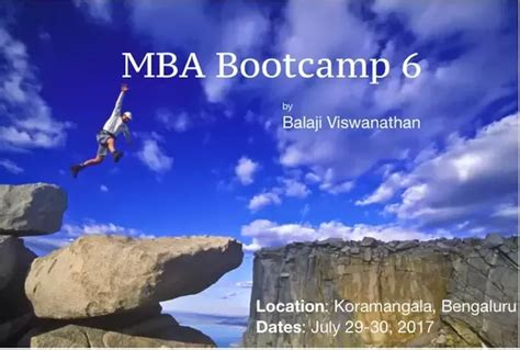 Umuc One Year Mba Program by Mba Bootc 6 Bengaluru Mba Bootc Business School