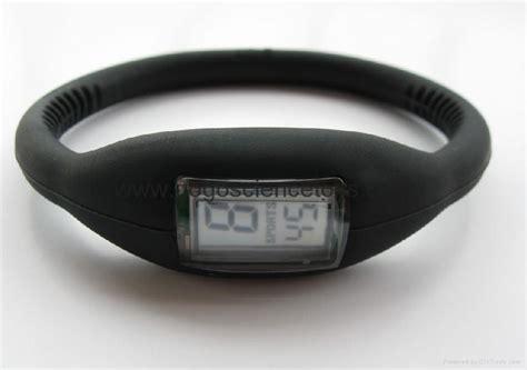 silicone rubber jelly ion sports bracelet wrist