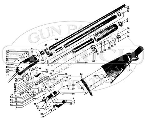 97 Takedown Amp Solid Frame Schematic Numrich For