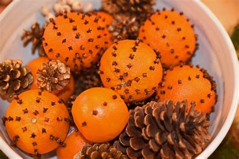 orange clove pomanders darling fig