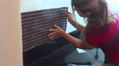 azulejo que imita pastilha de vidro coloca 199 195 o de pastilhas vitrificadas youtube