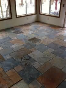 best 25 slate tile bathrooms ideas on