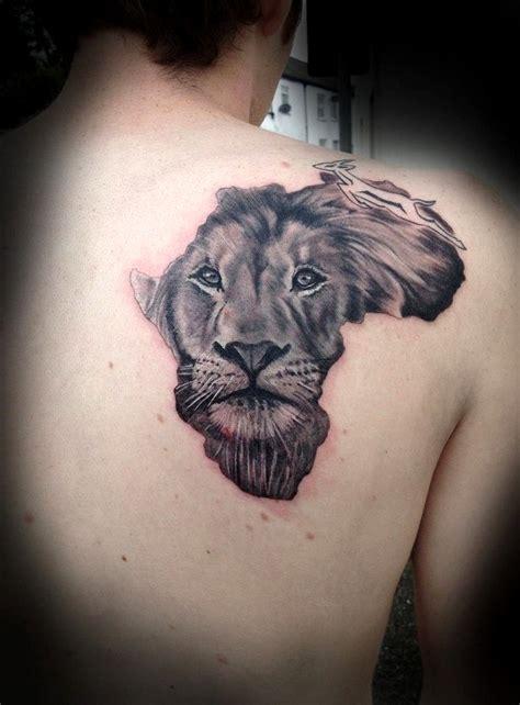 21 ideas de tatuajes de leones de hombre mujer fotos