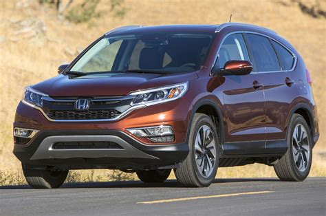 Honda Crv 2015 by 2015 Honda Cr V Reviews And Rating Motor Trend