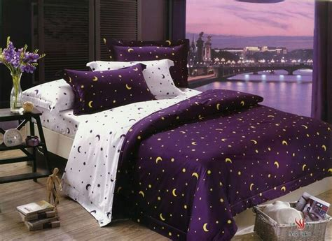 celestial home decor purple celestial bedding home decor that i love
