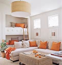 orange white room orange and white decor apartments i like
