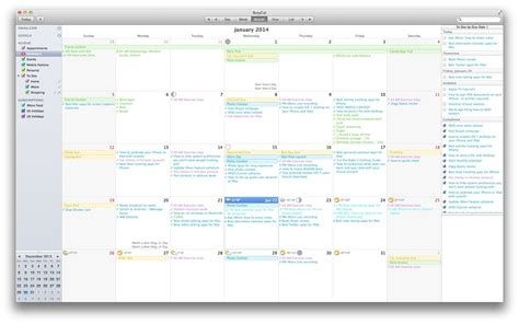 mac calendar template calendar for mac calendar template 2016