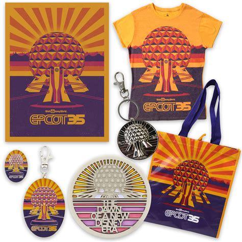 new year merchandise uk colorful line of retro merchandise commemorating epcot s