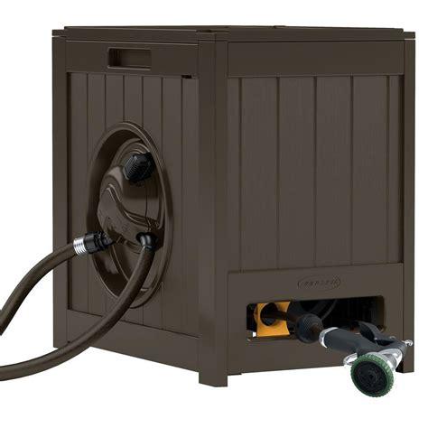 suncast outdoor cabinet assembly instructions suncast 125 ft aquawinder auto rewind hose reel rsh125j