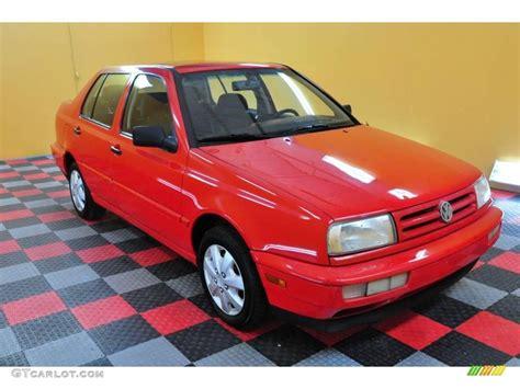 red volkswagen jetta interior 1995 volkswagen jetta red 200 interior and exterior images