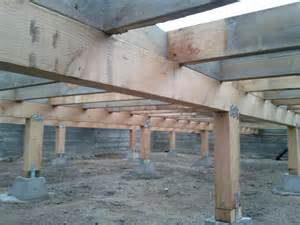 Foundation For Homes by How Crawl Space Leaking Can Damage Your Pier And Beam