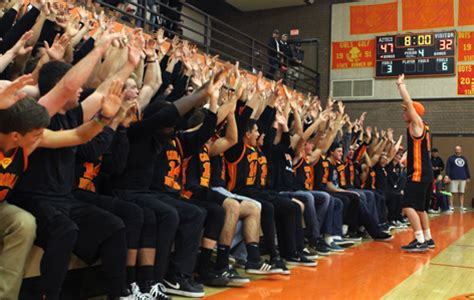 basketball student section themes cds student section ranked no 1 by azcentral cds sunrise
