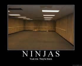 Ninja Meme - 3 13 11 3 20 11 unmotivational posters
