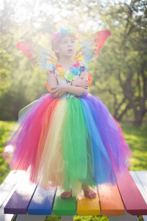 rainbow butterfly flower fairy blog  la cart