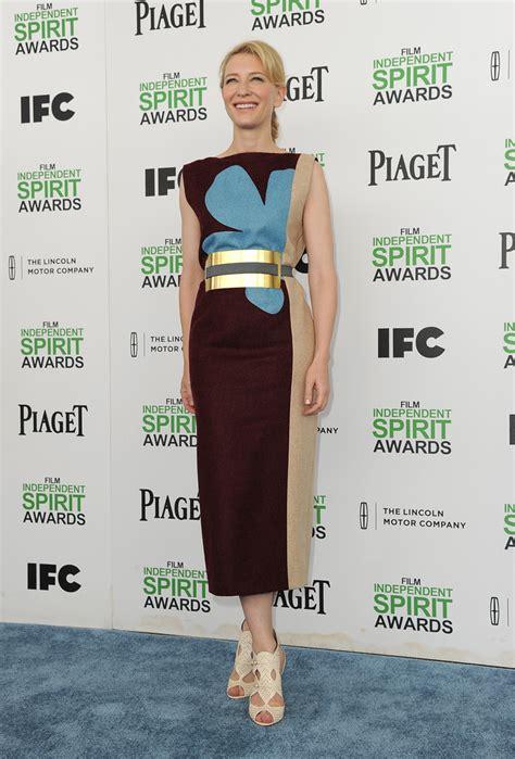 Independent Spirit Awards Cate Blanchett by 2014 Independent Spirit Awards Carpet