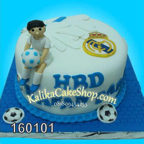 Kue Ultah Real Madrid realmadrid cake kue ulang tahun bandung
