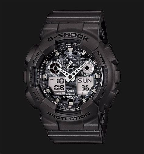 jam tangan casio g shock ga 100cf beli jam tangan casio g shock camouflage ga 100cf 8adr