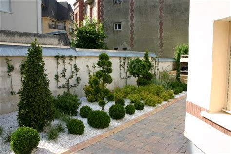 Idee Jardin Paysagiste by Idee Paysagiste Jardin Idee Jardin Exterieur Maisondours