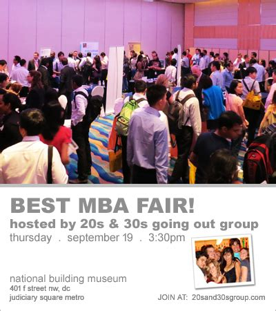 Qs Top Mba Scholarships by Best Mba Fair Qs World Mba Tour 20s 30s Going Out