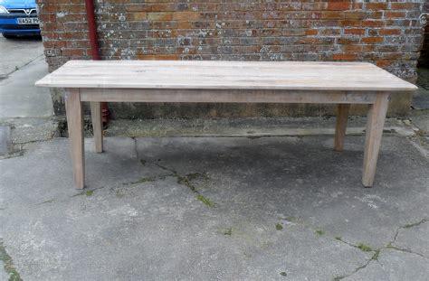 lime washed oak dining table rustic oak furniture by hazael design