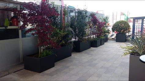 terrazzo verde arredamento terrazzo con progetto verde