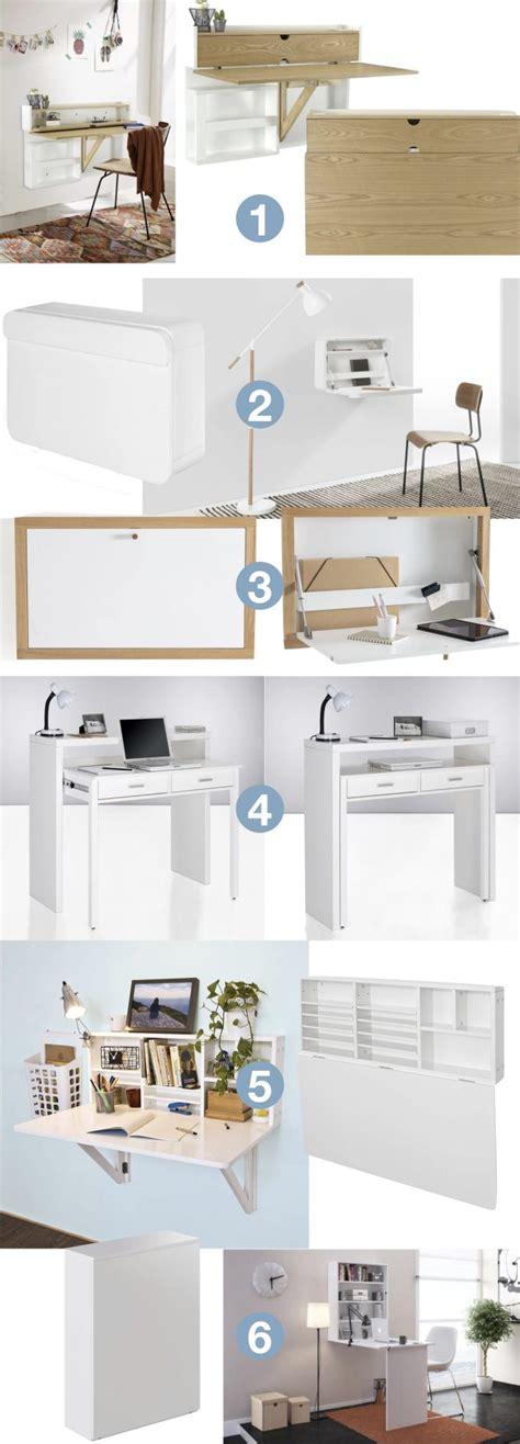 Bureau Pliable Petit Espace by Bureau Pliable Pour Petit Espace 10 Meubles Design 224