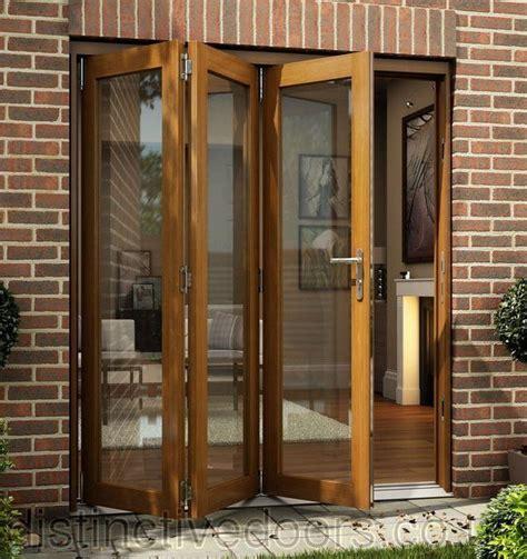 Fold And Slide Patio Doors Oakfold Bifold Patio Doors 3 Doors Home Ideas Patios Doors And Closet Doors