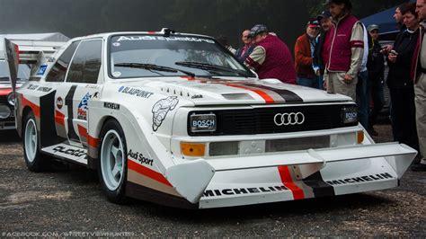Pikes Peak Audi by Audi Sport Quattro Pikes Peak And Walter R 246 Hrl At