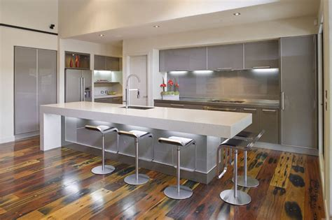 contemporary island kitchen decoration kitchen island decor with lighting stylish