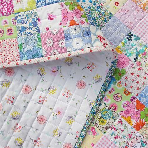 Scrappy Patchwork Quilts - scrappy liberty patchwork quilt pepper quilts