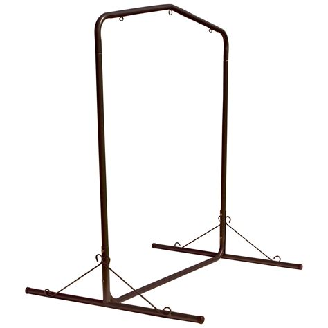 hammock swing stand bronze metal swing stand on sale swslbr