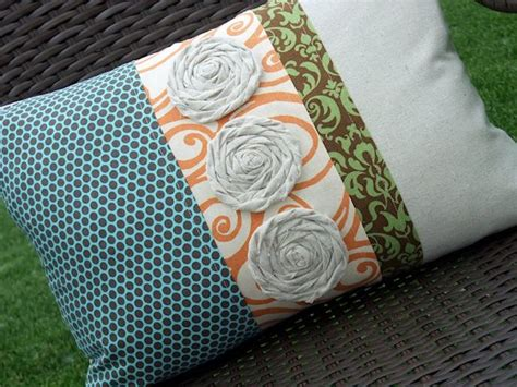 How To Cover A Pillow With Fabric Without Sewing by Diy Throw Pillows You Ll Curling Up With