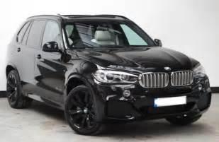 Bmw X5 M Sport 2016 Bmw X5 40d M Sport Auto 5dr 7 Seats Car Shopper