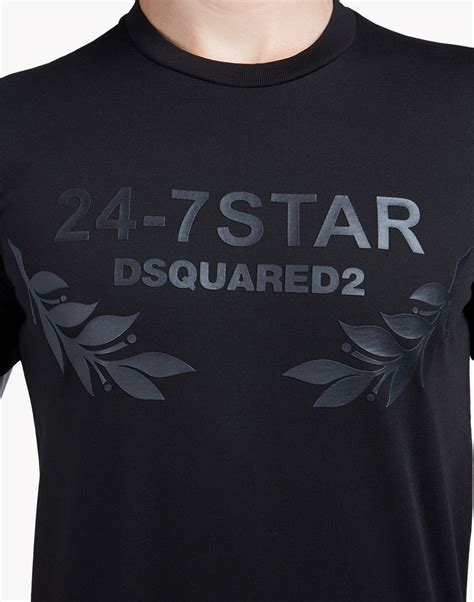 T Shirt 24 dsquared2 24 7 t shirt sleeve t shirts for official store