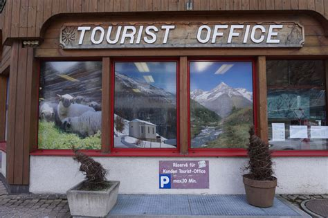 Tourism Office by T 228 Sch Tourist Office Zermatt Switzerland
