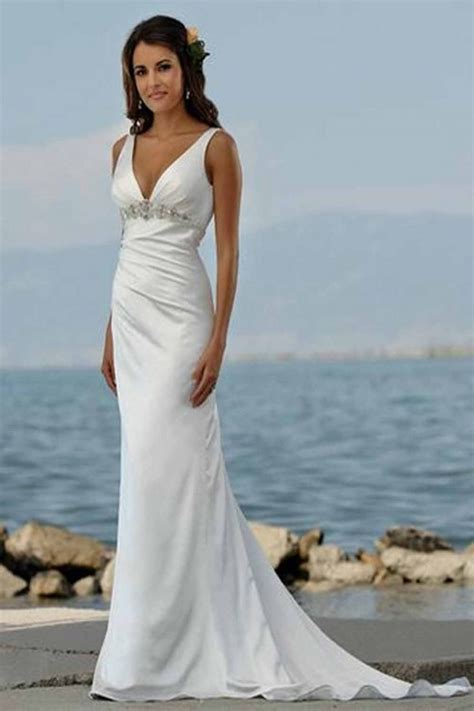 8 Beautiful Wedding Dresses For The Summer by Summer Wedding Dresses 2013