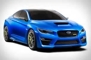 Cars Like Subaru Wrx Subaru Wrx Concept Uncrate