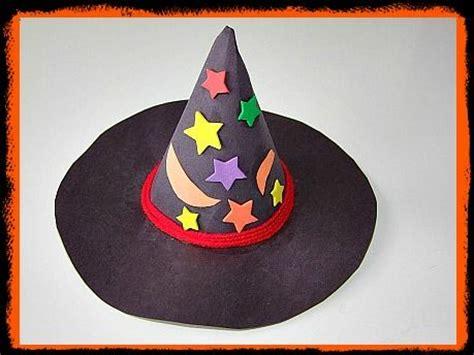 witch hat crafts for craft witch hat craft for craft ideas