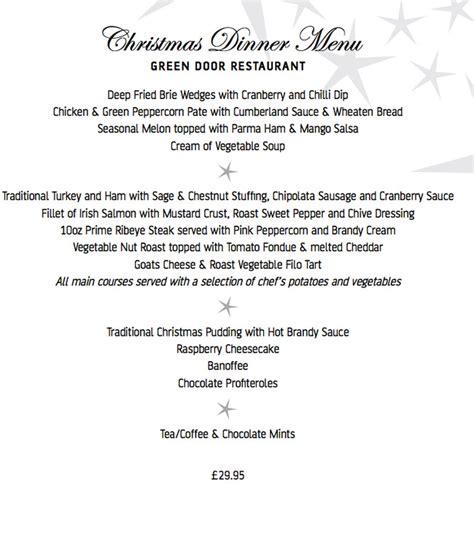 christmas menu ideas 20 mouth watering christmas dinner menu picshunger