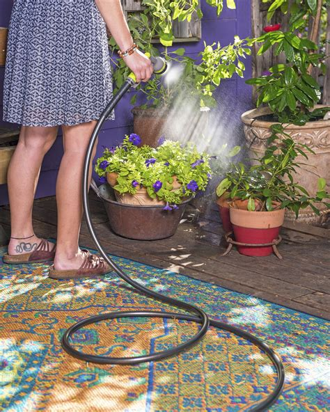garden hose  ft flexible lead  drinking