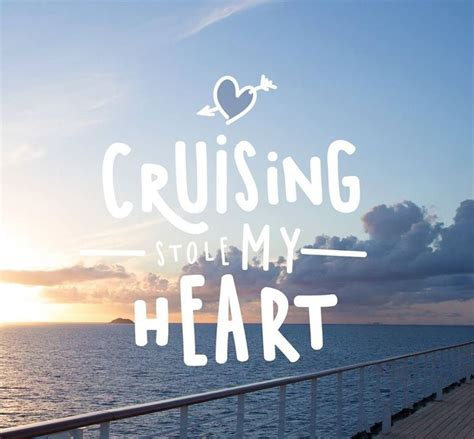 Crusie On Being A Quote by Cruise Ship Phrases Images