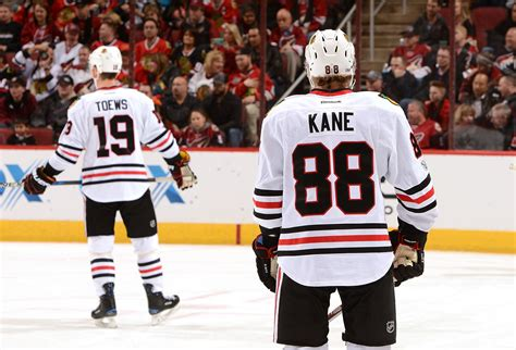 Chicago Blackhawks Giveaways 2017 - chicago blackhawks toews kane contracts past present
