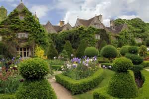 Formal French Gardens - pomysł na ogr 243 d angielski inspirowani naturą