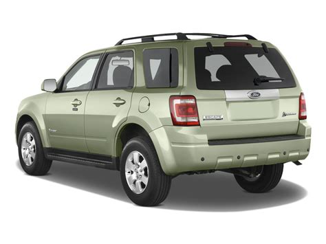 suv ford escape 2008 ford escape reviews and rating motor trend