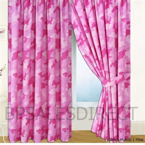 pink camo curtains pink curtains deals on 1001 blocks